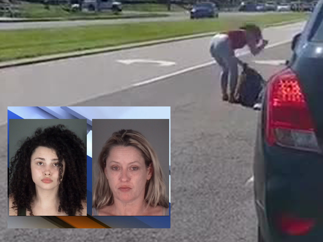 Florida woman and stepmom beat woman unconscious in 'pure rage' attack