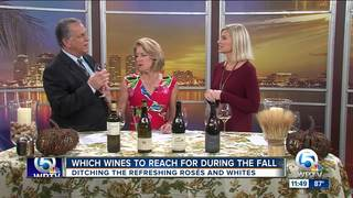 Which wines are the best for fall?