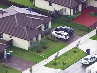 Mom kills kids, self police say