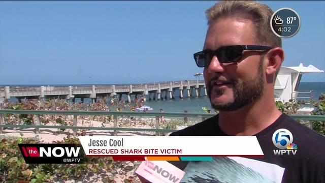 Lake Worth shark victim recovering