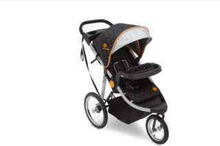 Delta recalls 'J is for Jeep' strollers