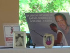 Local ceremony remembers victims of violence