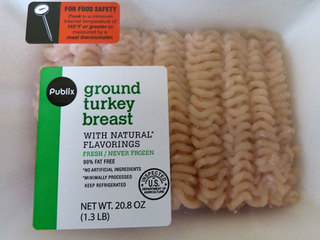 Ground turkey recalled for metal shavings