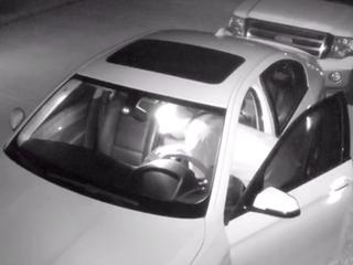 Video helps nab car burglary suspects