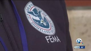 Family victim of fraud related to FEMA
