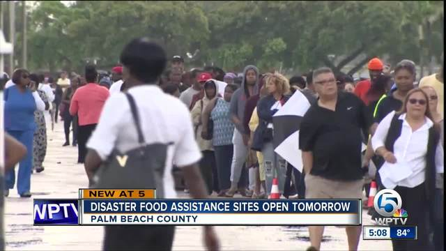 Dade County Food Stamps For Hurricane Irma