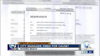 Emails show Riviera official's firing a mystery