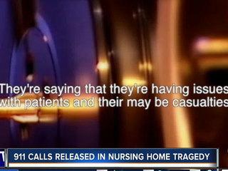 911 calls at South Fla. nursing home show panic