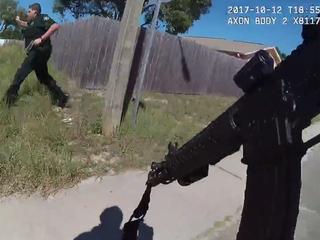 VIDEO: Shootout between Pasco deputies, suspect