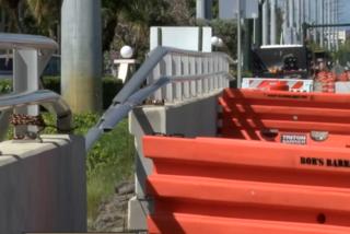 Partial bridge collapse raises new concerns