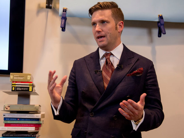 University of MI advances plans to host white nationalist Richard Spencer