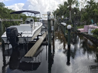 St. Lucie River water level rising again