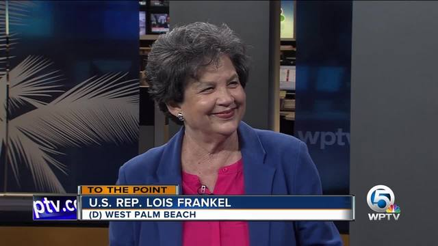 To The Point 10-22-17 - Part 1- Rep- Lois Frankel