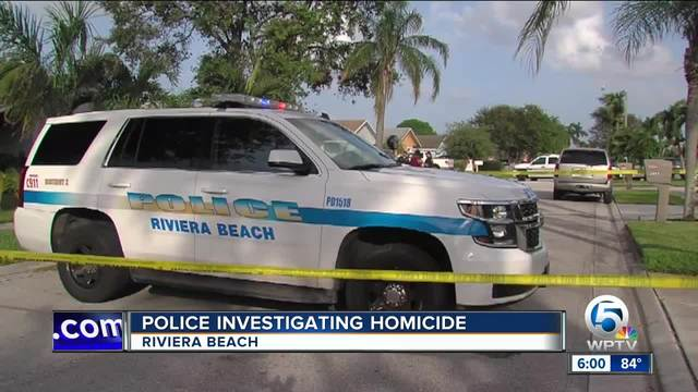 23-year-old man killed in Riviera Beach shooting