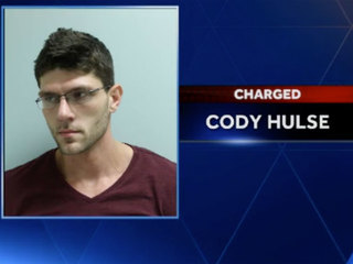 Cops: New dad sold heroin in maternity ward