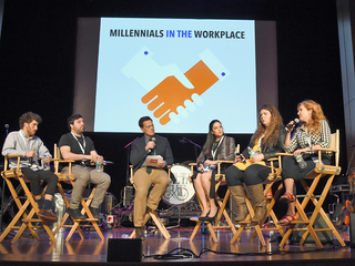 Millennials are changing the workforce