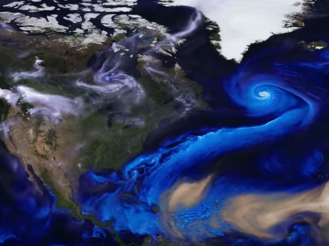 NASA offers unique look at hurricane season
