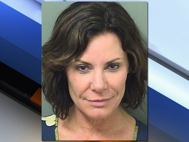 'Real Housewives' star Luann de Lesseps arrested in Palm Beach