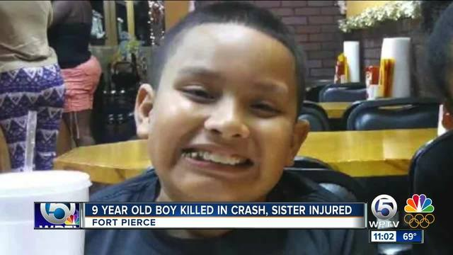 Boy who turned 9 on Christmas dies in wreck