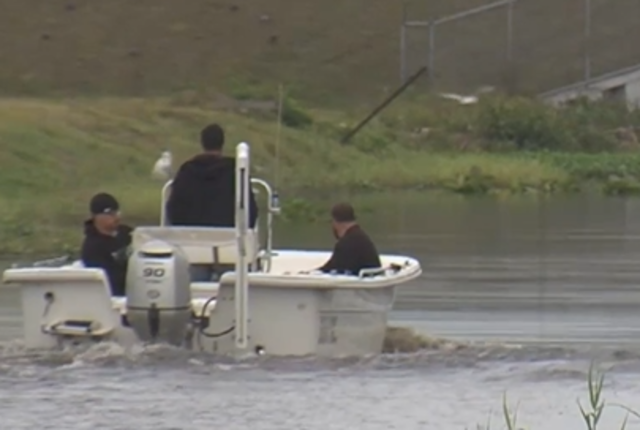 Body of missing fisherman found in Lake Okeechobee