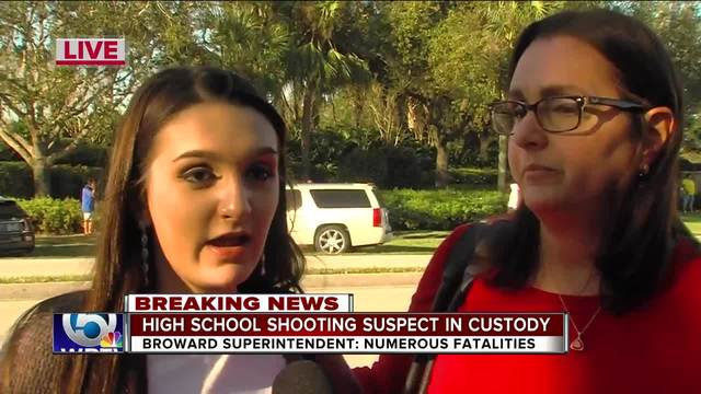 Multiple Injured In Shooting At Florida High School - Suspect In Custody