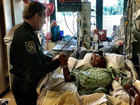 Teenager survives being shot 5 times at Parkland