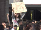 Students at Florida school walk out, protest