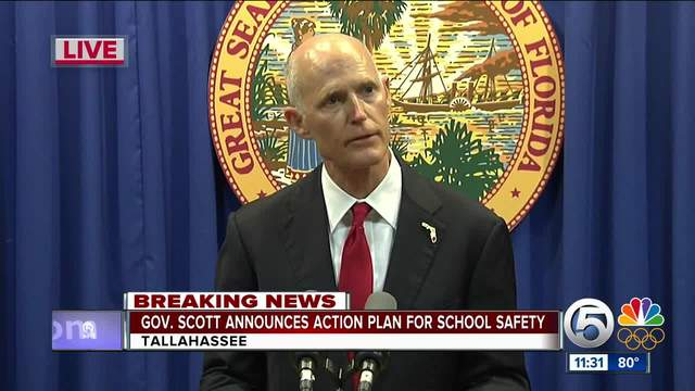 Florida county to equip school resource deputies with rifles