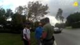 Video: Arrest of Parkland shooter's brother
