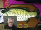 Police: FL man slapped with Big Mouth Billy Bass