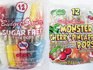 Ice pops recalled over listeria concerns