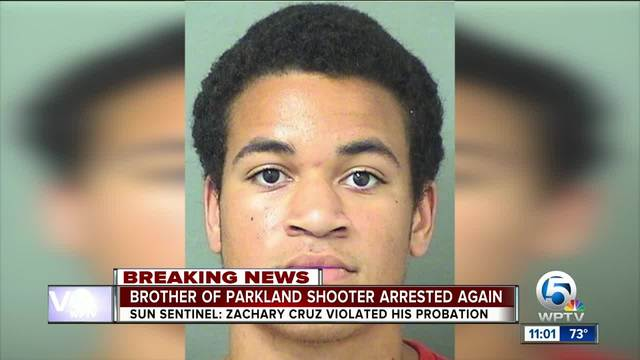 Parkland shooter suspect's brother claims he was tortured in jail, will sue