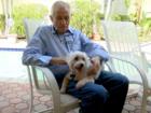 Dog credited with saving Florida owner's life