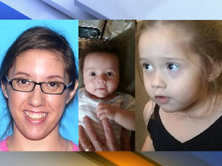 West Palm Beach woman and her 2 kids are missing