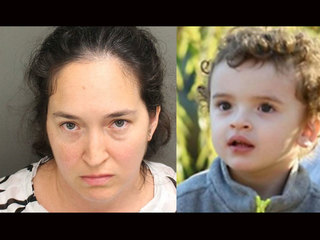 Abducted Massachusetts child found in Florida