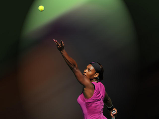 WPTV Serena Williams