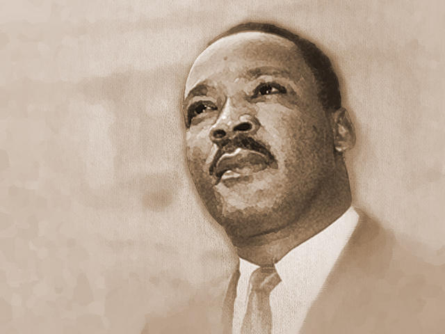 martin luther king jr. doctoral dissertation