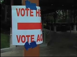 Voting problems in Boca Raton