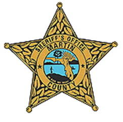 Martin County Sheriffs Star