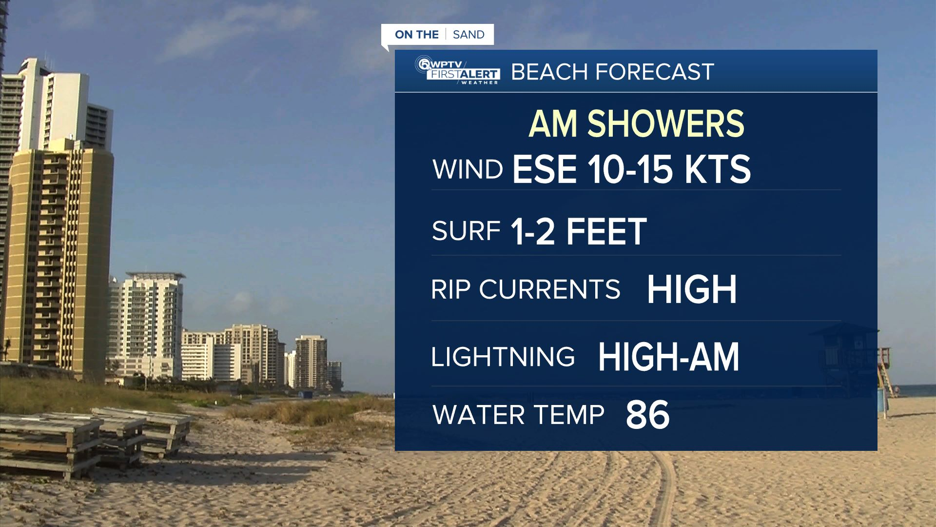 Palm Beach Surf Forecast, Updated local surf forecast for SE