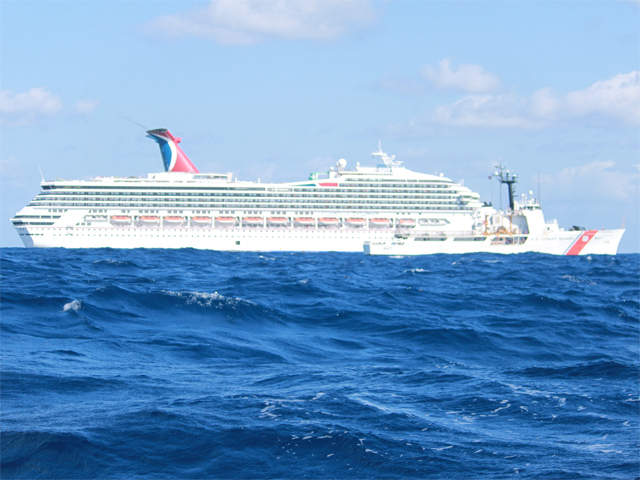 Carnival Legend Returns To Tampa Cruise Line Reeling From A Week Of Troubles Wptv Com