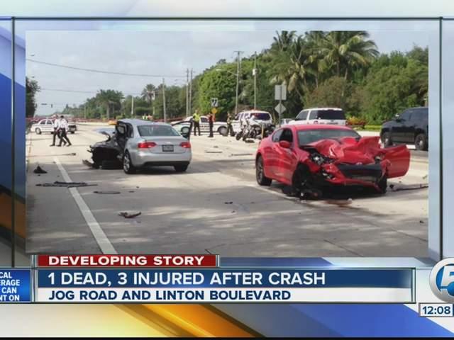 Delray Beach Car Accident