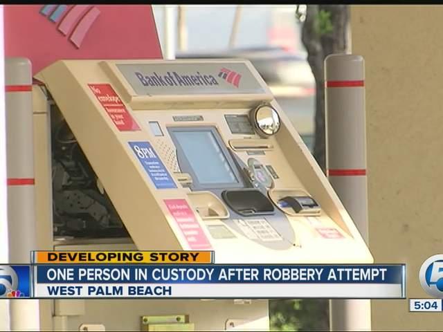 Bank Of America Okeechobee Blvd West Palm Beach