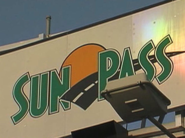 Delayed SunPass toll charges on Miami-Dade roads