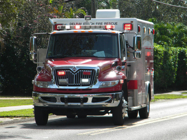 Motorcyclist killed near Delray Beach after failing to stop at 4-way intersection