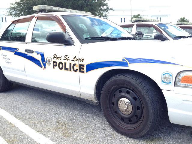 Delightful Port St. Lucie Police Cruiser File Photo.