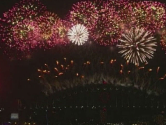 West Palm Beach Fireworks Cost New Year