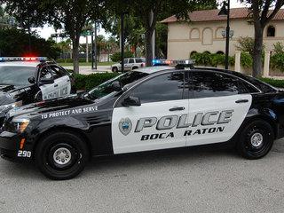 Lockdown lifted after Boca burglary arrests