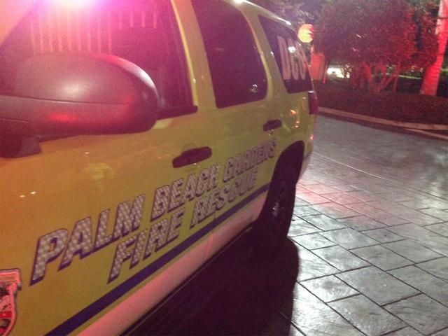 Gas Leak At Palm Beach Gardens Shopping Center Legacy