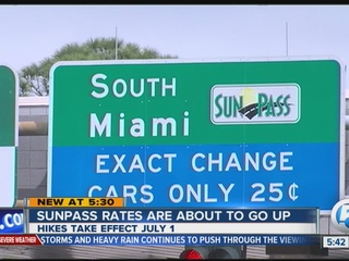 SunPass issues affects working drivers